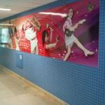 Full color borden Muziekids ziekenhuis Hilversum