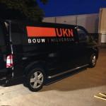 UKN Bouw autobelettering