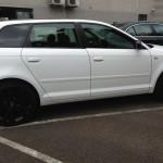 Carwrapping en ramen tinten Audi A3