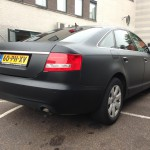 Carwrapping Audi A6