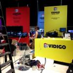 VidiGo stand Amsterdam RAI IBC
