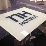 Bewegwijzering NH Hotels