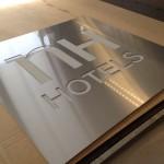 NH Hotels Signage