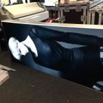 Lichtbak met print to plate afbeelding