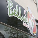 Bellini Hilversum freesletters met full color print